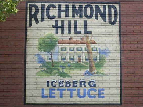 richmond hill iceberg lettuce