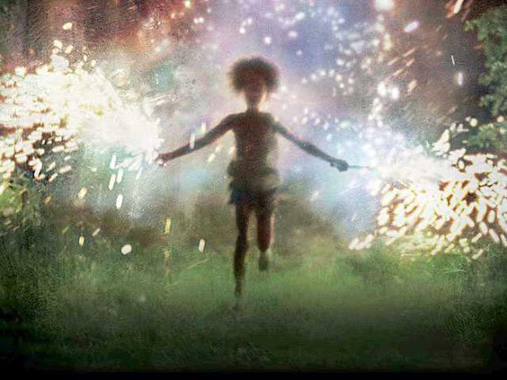 sparklers-background