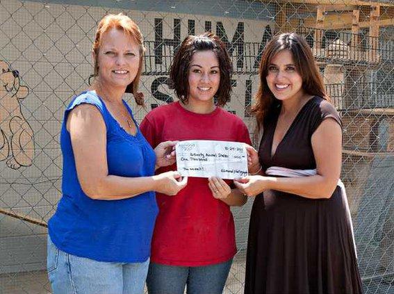 0904 Shelter donation