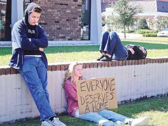 1108 homeless exercise