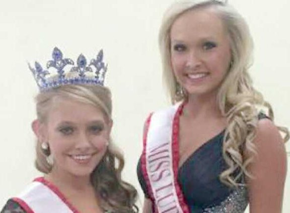 Jr Miss Ludowici and Miss Ludowici 2015