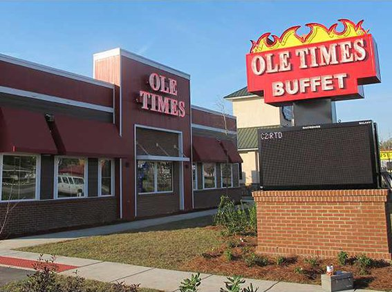 Ole Time Country Buffet opensweb