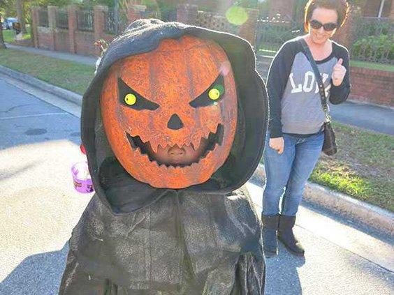 Scarecrow Stroll 2014