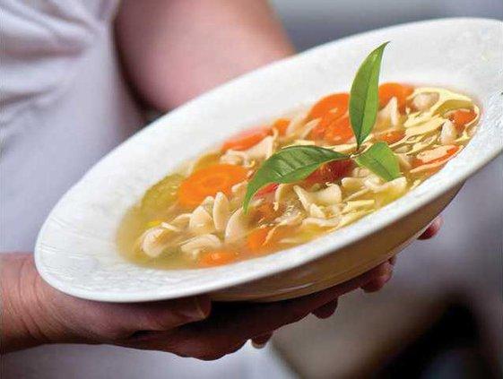 Chicky soup