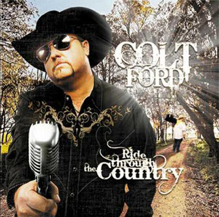 Colt Ford to be in Long Co this Thursday