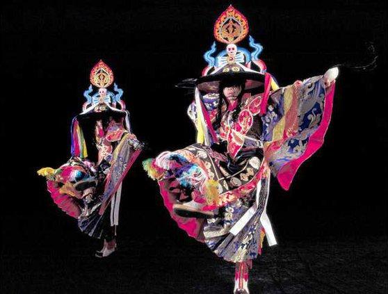 ENT asian fest Tibetan Monks 2