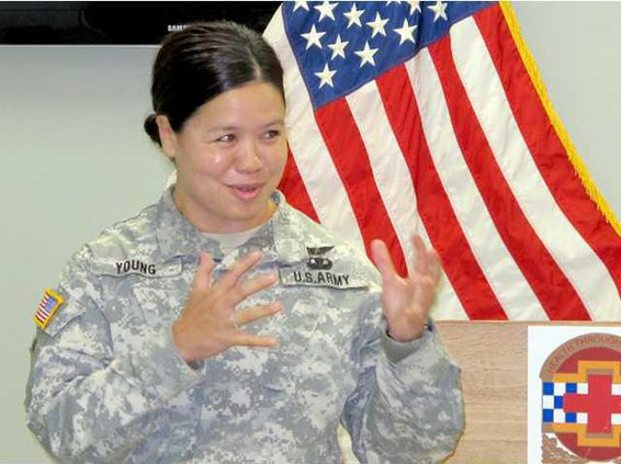 LTC Amy Young