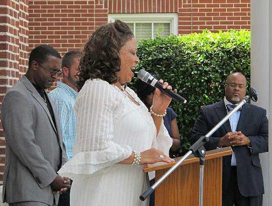 Pastor Kathy Paige Immanuel Christian Center