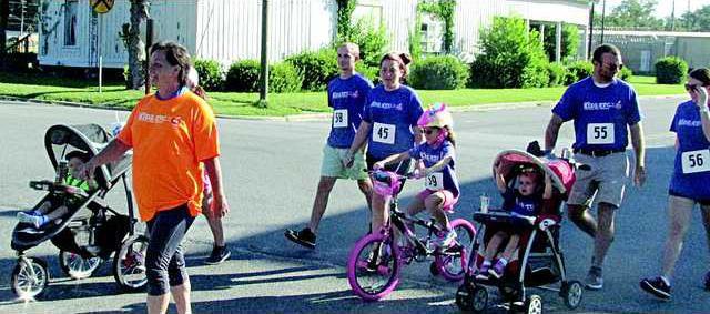Pic 2 Kids-ETC Fun Run All Ages Running