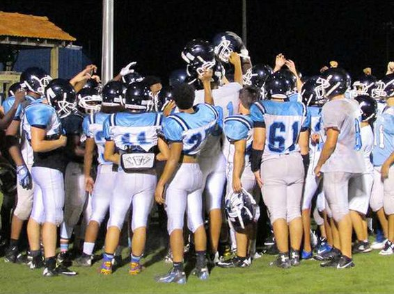 The Blue Tide kick off their 2015 season on Friday vs  Tattnall Co.