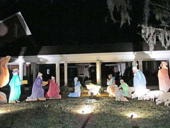Nativity - 1st Baptist