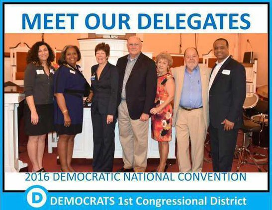 DNC delegates
