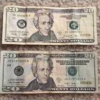 RHPD fake money
