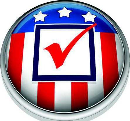 Vote logo
