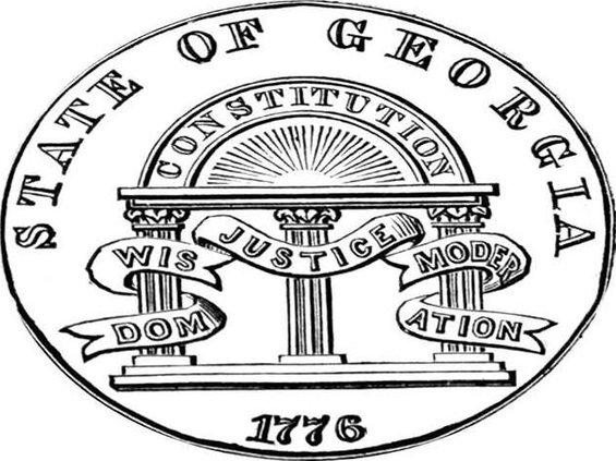 georgia seal