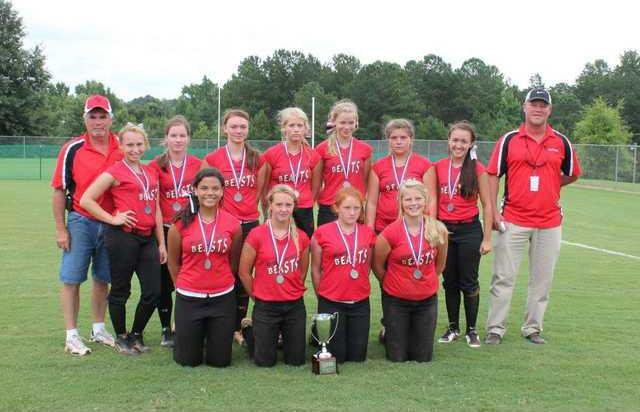 hp 14U softball