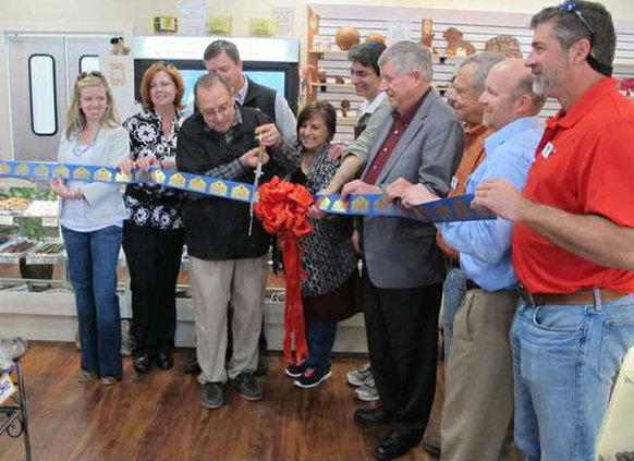 BIZ-ATC ribbon cutting