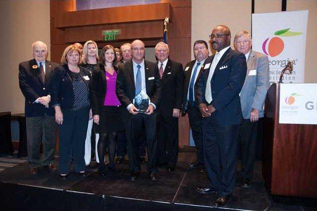 GEDA Deal of the Year Award - Caesarstone