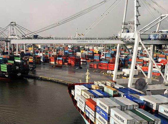 port in savannah