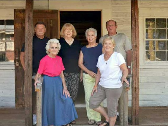board of directors -- photo by Della Martin