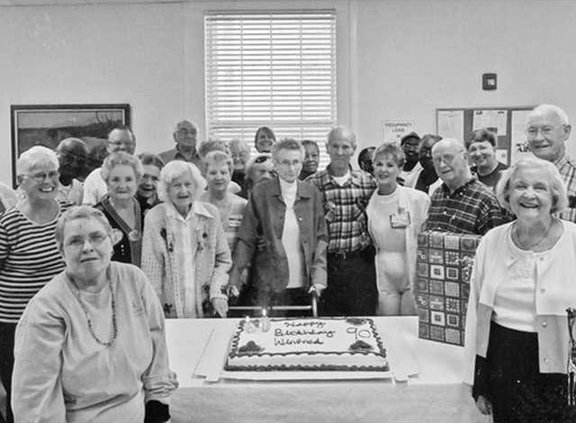 living-WinfredTuten celebration group