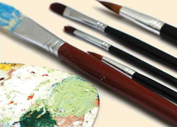 0927 Paint brushes