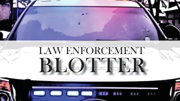 BCN Sheriff;s blotter
