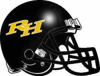 RHHS football logo
