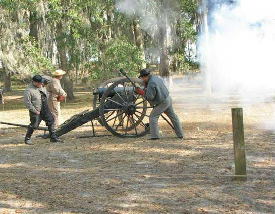 Sunbury and Civil War