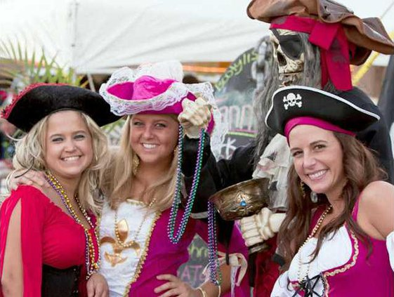 Tybee Island Pirate Festival photo 2