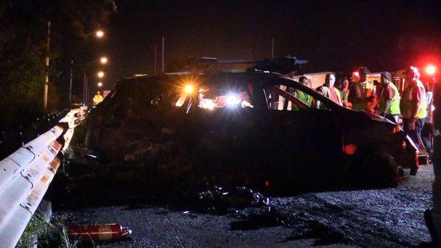 Update: Victim in July 26 I-95 crash identified as North Carolina