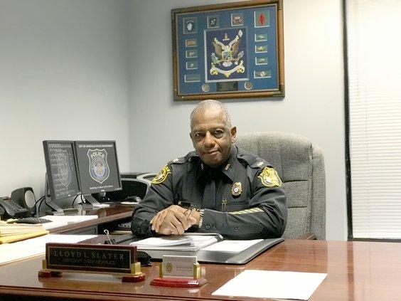 Major Slater Veteran