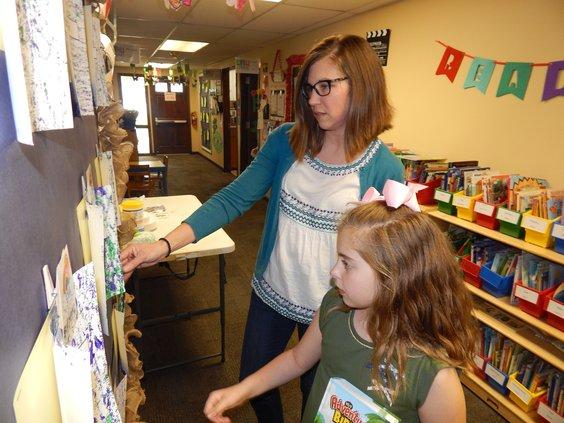 volunteer spotlight Melanie Tillman.JPG