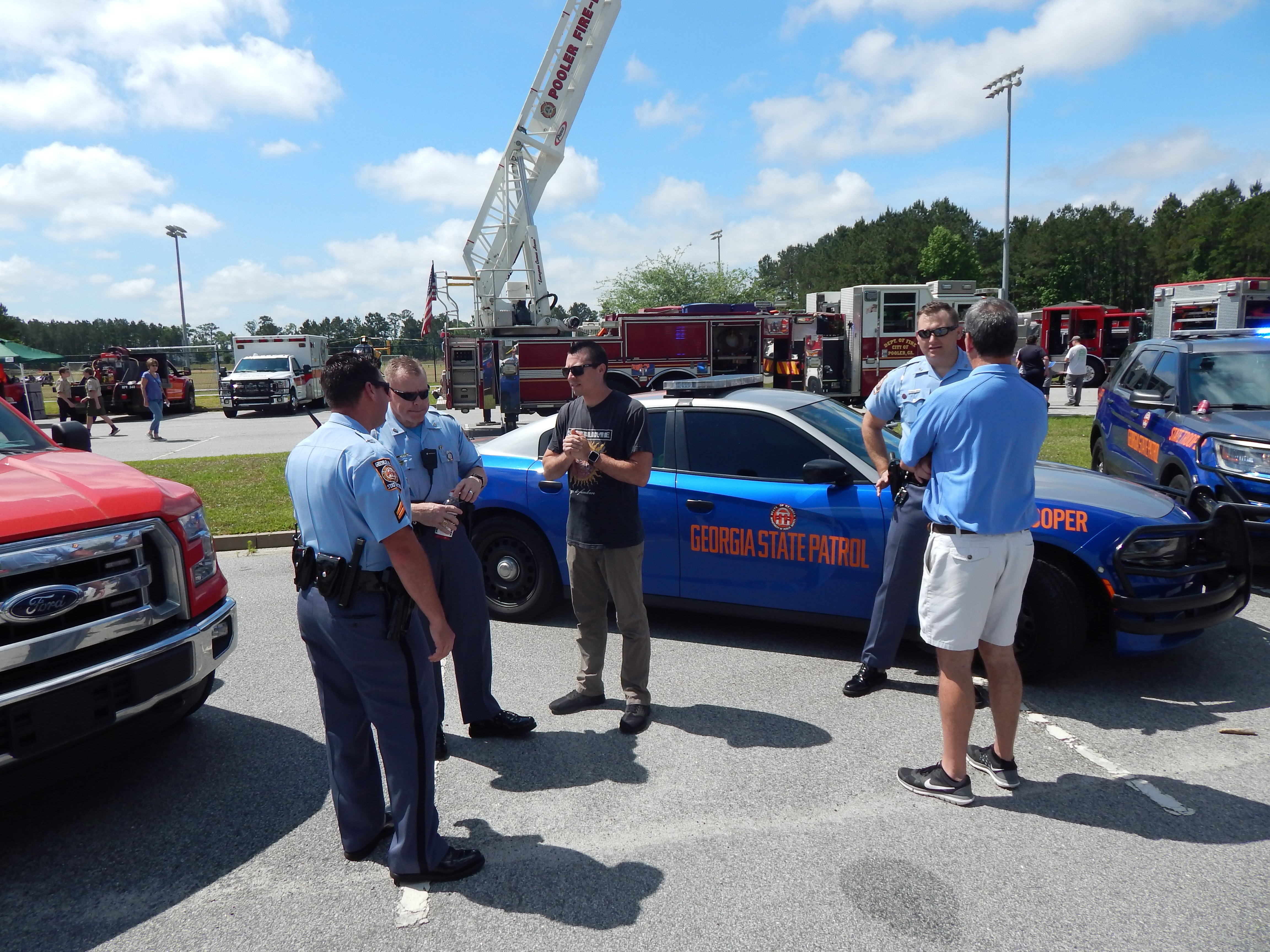 GALLERY: Public safety on display at annual park event