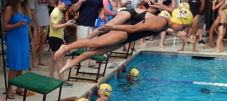 South Bryan Swim team 2