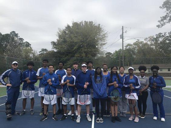 BI Tennis Players