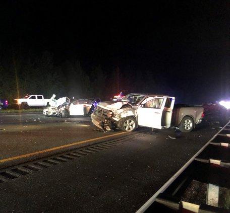 I-95 wreck