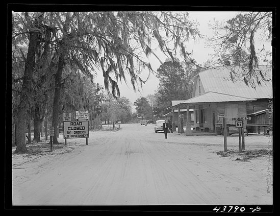 Taylors Creek road