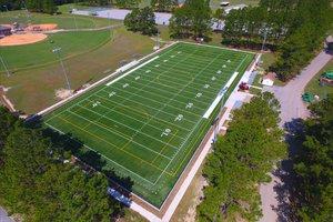 Hendrix Park football field