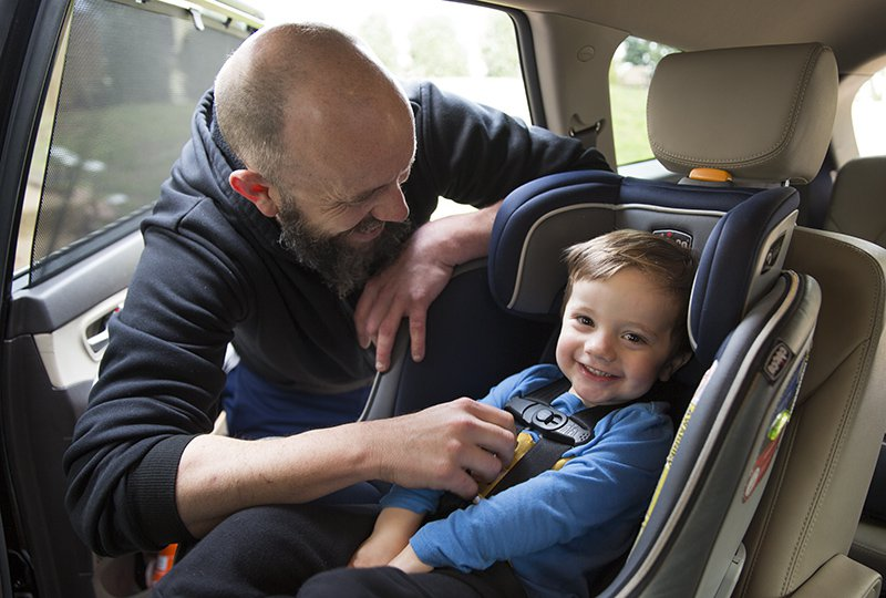 Child-Safe Car Seats Prevent Child Deaths
