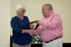 Long County retirees honor