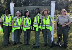 Long Crossing Guards