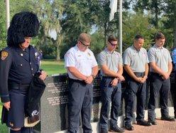 RH 911 ceremony
