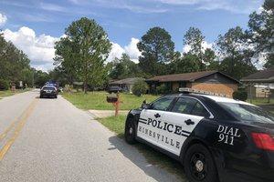 Hinesville Man shot 0915