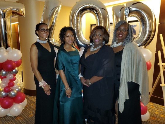 Top Ladies of Distinction