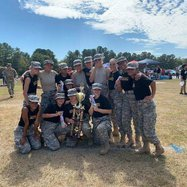 RHHS JROTC girls