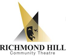 RH Community Theatre logo