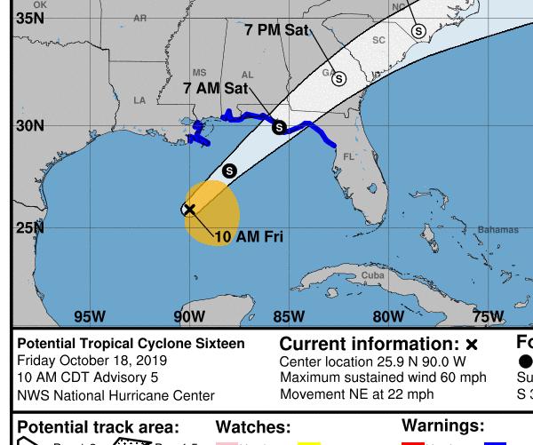 new cyclone 16