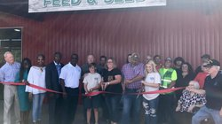 Dawson Ribbon Cutting