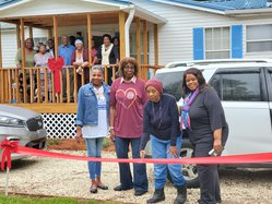 Pinehill ribbon cuttinb